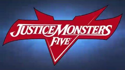 Justice Monsters Five Announcement Trailer