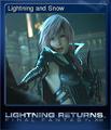 LRFFXIII Steam Card Lightning and Snow