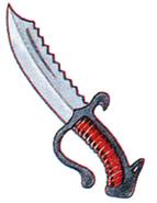 Dagger FFIII Art