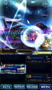 FFBE Spinning Edge (Triumphant General Celes)