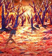 FFBE Twilight Crystal Woods BG
