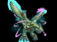 FFRK Cursed Silver Dragon