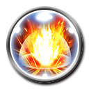 FFRK Fire Combo Icon