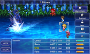 FFV iOS Blizzara