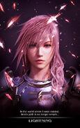 FFXIII-2 CG Lightning