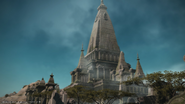 FFXIV Temple of the Fist (outside)