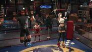 Tifa's pull-up minigame in FINAL FANTASY VII REMAKE