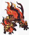 WoFF Ifrit Artwork
