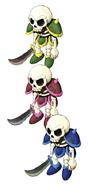 CD2-Skeleton