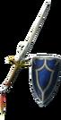 Braveheart & Shield of Light