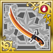 FFAB Flame Sword SR+