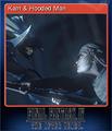 FFIV TAY Steam Card Kain & Hooded Man