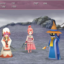 FFIV TAY Steam Victory Pose White Mage and Black Mage.jpg