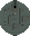 FFMQ Pazuzu's Tower F4 - Inside