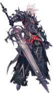 FFXIV Dark Knight Alternate Art