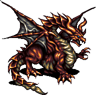Red Dragon (Final Fantasy VI)