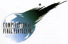 Logo da Compilação do Final Fantasy VII.