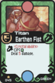 Earthen Fist (Card)