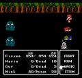 FFII NES Poison