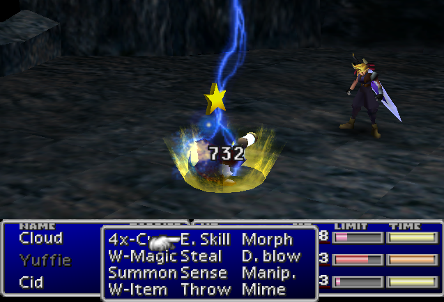 Bolt (Final Fantasy VII)