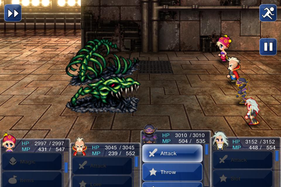 Final Fantasy VI/CylindrusAltum/Part XXXV