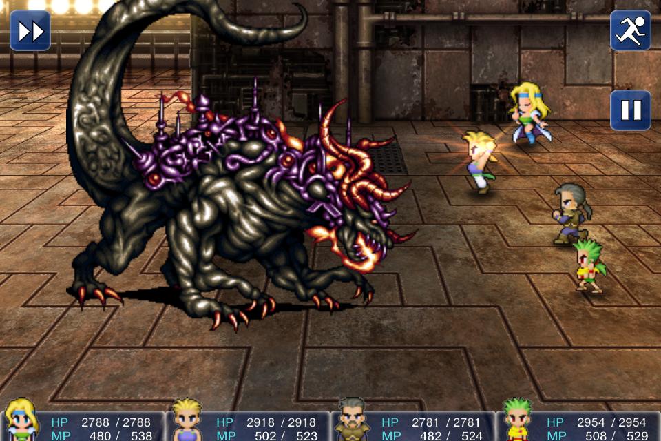 Final Fantasy VI/CylindrusAltum/Part XXXIV