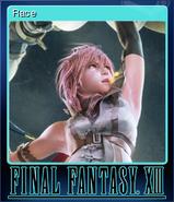 FFXIII Steam Card Race