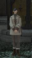 FFXIV Audaine 1st outfit