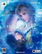 FFXX-2 HD Remaster Twin Pack Vita JPN