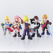 Final Fantasy Opera Omnia Trading Arts