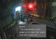 Missile Base getting into control room from FFVIII R