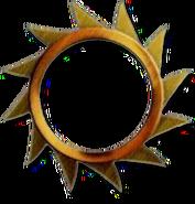 Rising Sun from FFVII concept art