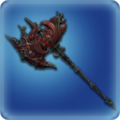 Ruby Battleaxe from Final Fantasy XIV icon