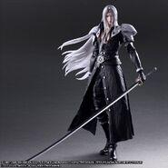 Sephiroth FF7R by Play Arts Kai