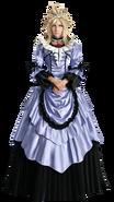 Cloud dress 3 from FFVII Remake render
