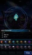 FFBE Aqua Elemental Analyze 2