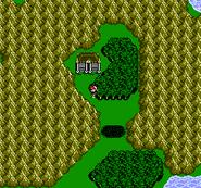 FFIII NES Goldor Mansion WM