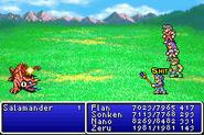 FFII Mage's Staff GBA