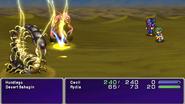 FFIV Thunder PSP