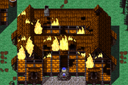 FFVI PC Burning House