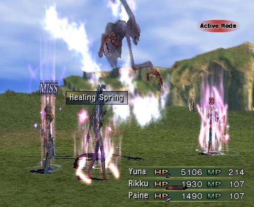 Healing Spring (item)