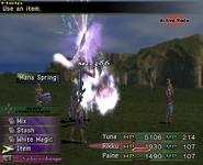 FFX-2 Mana Spring