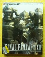 Final Fantasy XII BradyGames Limited Edition Guide