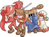 Guerrieri della luce (Final Fantasy)