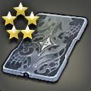 Legendary Silver Triple Triad Card from Final Fantasy XIV icon