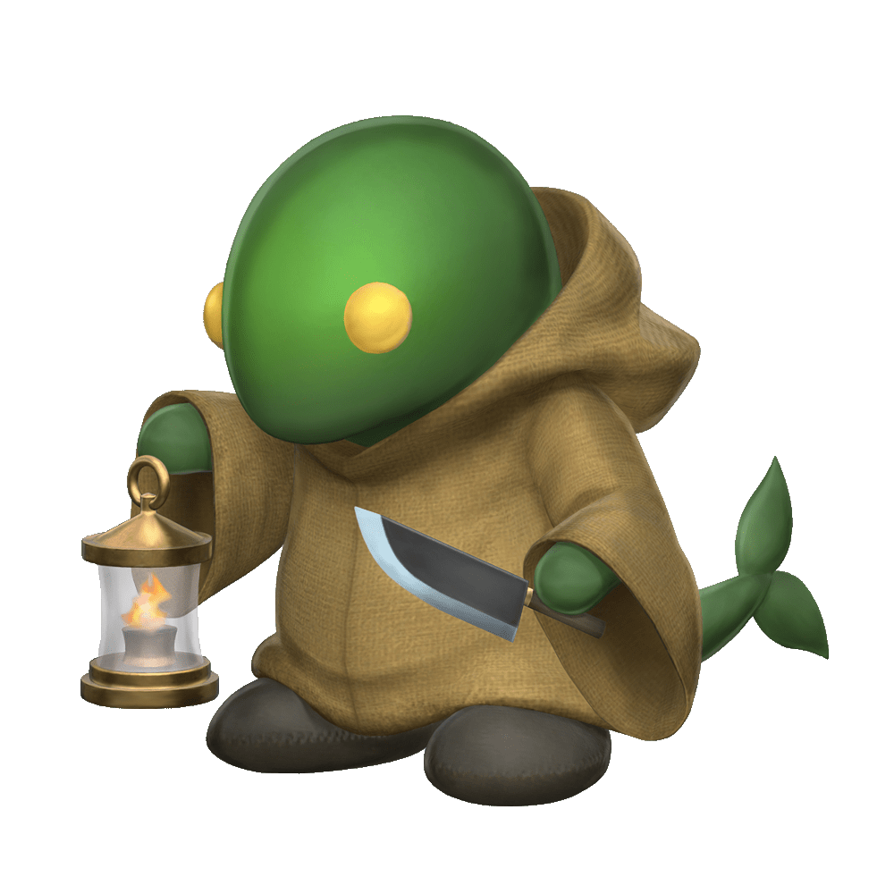 Master Tonberry (World of Final Fantasy)