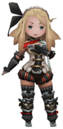 BS Edea Knight's Tunic