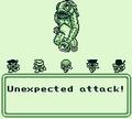 FFLIII Unexpected Attack