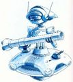 FFLII Robot US Artwork