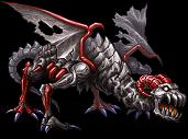Drago violaceo